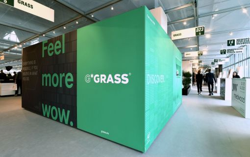 GRASS 2019 PM Sicam Review Messestand